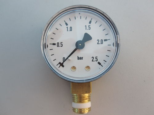 Manometer  DWS 40 / 60 / 80 / 120
